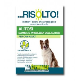 Petformance Alitosi Cane 50ml