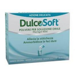 Dulcosoft Polv 20bust