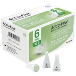Ago Accu-fine G32 4mm 100pz
