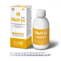 Nefrys Veg 200 200ml C/sir Dos