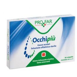Occhi Piu'rinfr Monod 10x0,5ml