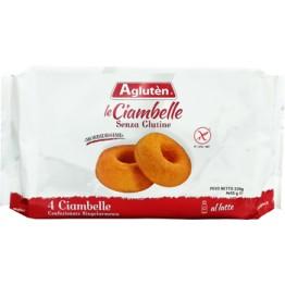 Agluten Le Ciambelline 220g