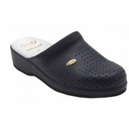 Clog Back Guard Bycast Navy 41