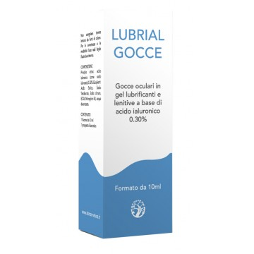 Lubrial Gocce 15ml