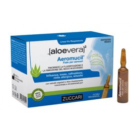 Aloevera2 Aeromucil 10f 5ml