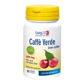 Longlife Caffe Verde 60cps