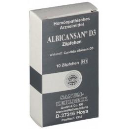 Albicansan D3 10supp Sanum
