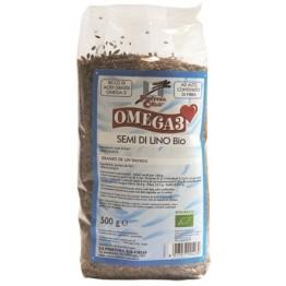 Omega3 Semi Di Lino Bio 500g